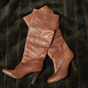 Steve Madden Tall Leather Heidii Boots